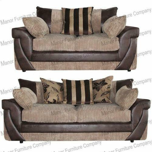 corner sofa and 2 seater ebay. Black Bedroom Furniture Sets. Home Design Ideas