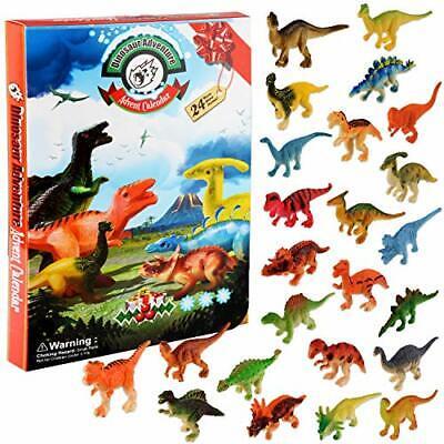 BATTOP Dinosaur Advent Calendar 2020 for Kids,Christmas Countdown Advent