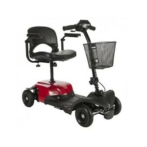 Electric power wheelchair scooter disabled motorized Portable motorized wheelchair