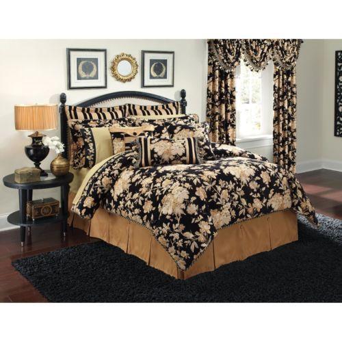 Croscill Full Comforter Set Ebay