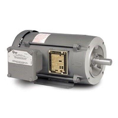 CEM7037 2//1.5 HP, 1755//1455 RPM NEW BALDOR HAZARDOUS LOCATION ELECTRIC MOTOR