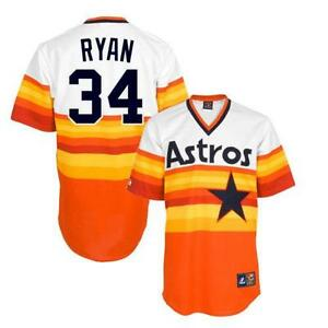 Nolan Ryan Astros Jerseys 34be1bf53