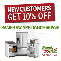 SAME-DAY APPLIANCE REPAIR SERVICE VANCOUVER