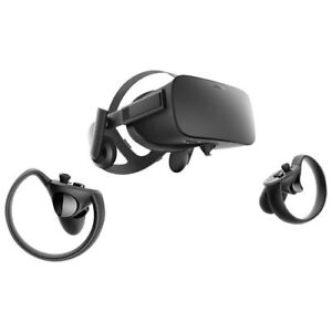 Oculus Rift & Touch System VR ! ✅ BRAND NEW ✅ TOUT NEUF