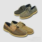 Mens Boat Shoes 10.5