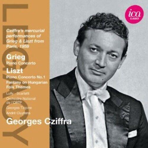 Gy rgy Cziffra - Legacy: Georges Cziffra [New CD]