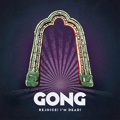 Gong : Rejoice! I'm Dead! VINYL (2016) ***NEW***