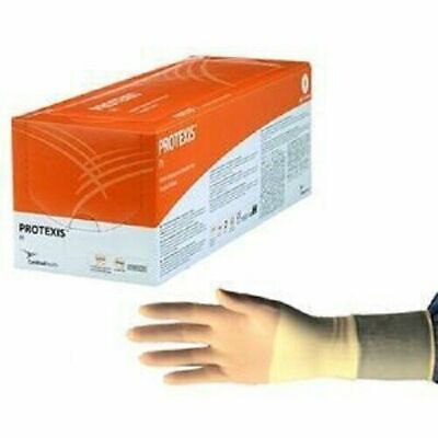 Size 6 Surgical Glove Sterile Protexis Pi Cardinal Health 50 Pair Box -exp 1120