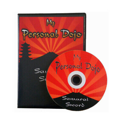 Samurai Sword - Martial Arts Weapon Instructional Karate DVD