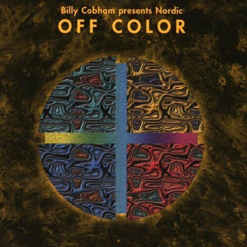 Billy Cobham Presents Nordic ~ Off Color (1999)  BRAND NEW SEALED CD ALBUM