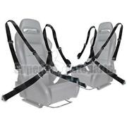 4 Point Harness Black
