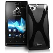 Sony Xperia J Gel Case