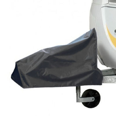 STREETWIZE QUALITY UNIVERSAL CARAVAN /  / TRAILER WEATHER PROOF HITCH COVER GREY