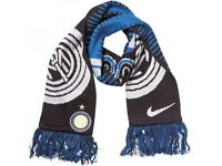 Nike Inter Milan Season 2012 /2013 Soccer Fan Scarf - Brand New