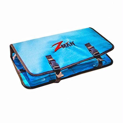 Z-Man Bait BinderZ Doublewide - ElaZtech Soft Plastic Bait Binder Storage - Zman
