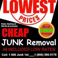 The best of the best when it comes to junk removal