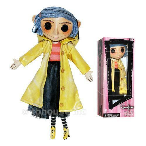 Neca Coraline Doll Ebay