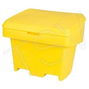 StorAll 500 5.5 cu. ft Salt and Sand Bin Containers