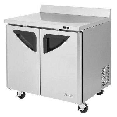 Turbo Air Twr-36sd-n6 36 Worktop Refrigerator Replaces Twr-36sd
