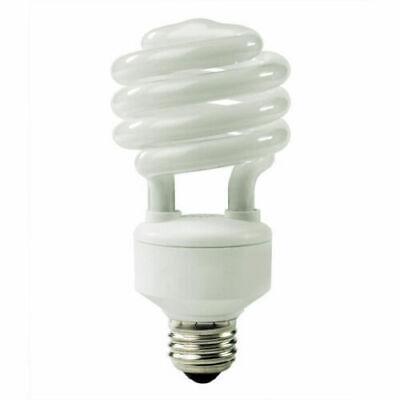 1 Bulb,13W( 60W Equivaltent), Mini Spiral CFL Bulb,E26 Base,Warm White,UL Listed