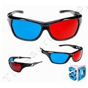 3D Glasses Red Blue