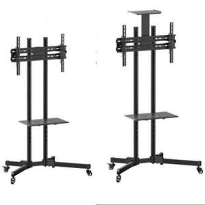 """Weekly Promo!  eGALAXY® Heavy duty Universal Mobile TV Cart TV Stand  for 32""""- 70"""" TV starting from $109(was$189)"""