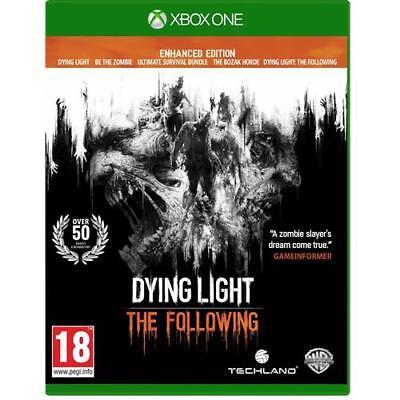 Dying Luce The Following Xbox uno Ottimizzato Edizione Nuovo segunda mano  Embacar hacia Argentina