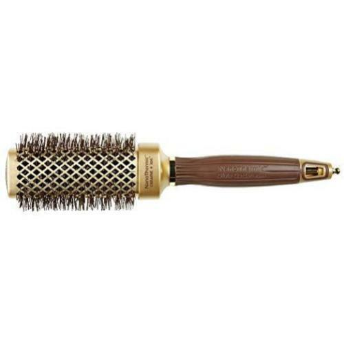 "Olivia Garden 1 1/2"" Nano Thermic Shaper Salon Brush"