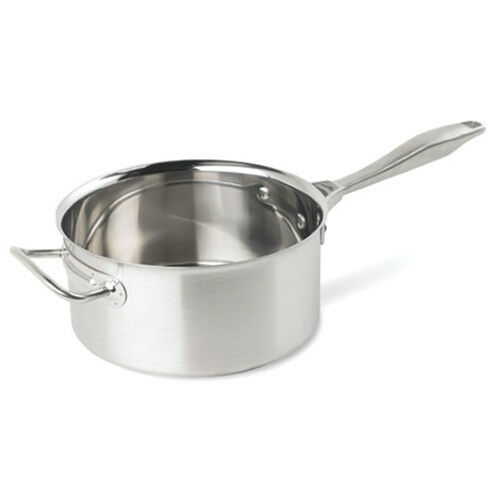 Sauce Pan - 7 Qt. Intrigue Stainless Steel