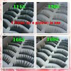 60 False Eyelashes