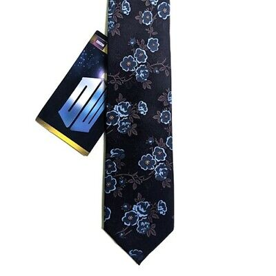 Doctor Who BBC Tenth 10th Doctor Elope 50th ANNIVERSARY NECKTIE Costume Cosplay