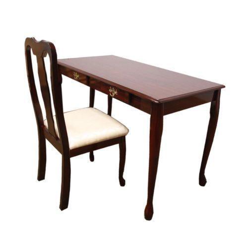 Queen Anne Desk Ebay