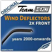 Transit Wind Deflectors