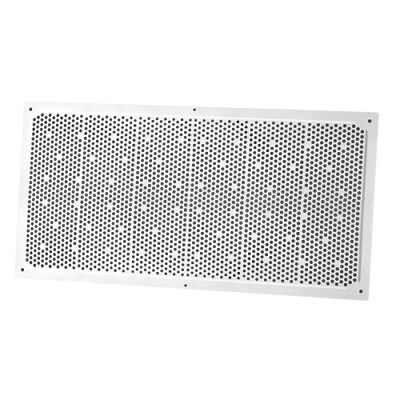 Duraflo 641608 Soffit Vent 16-inch By 8-inch White