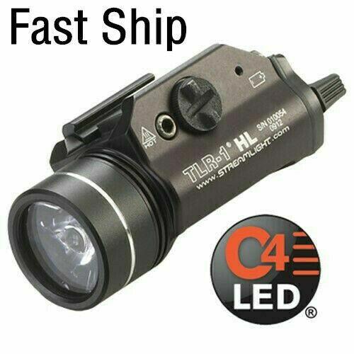 Sale! sStreamlight TLR-1 HL LED Gun Mount Flashlight 69260 800 lumens,black