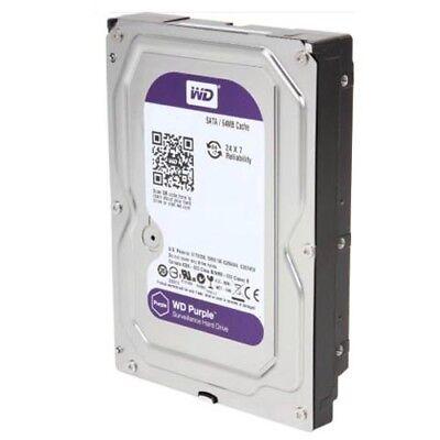 WD Purple 6TB Complex Drive Surveillance WD60PURZ SATA 6 Gbs 64MB Western Digital