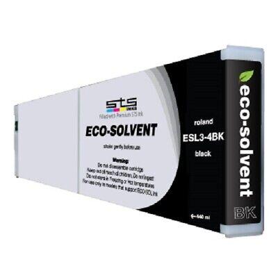 Roland Eco-sol Max 440ml Ink Black