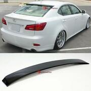 Rear Window Spoiler