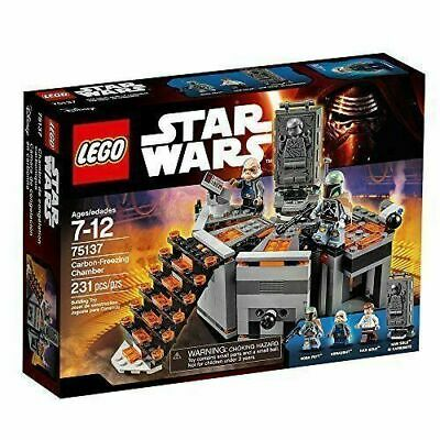 Retired LEGO Star Wars Set 75137 Carbon-Freezing Chamber New & Factory Seal