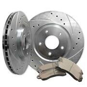 GMC Sierra Rotors