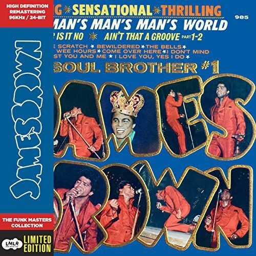 James Brown - It's Man's Man's Man's World [New CD] Ltd Ed, Mini LP Sleeve, Rmst