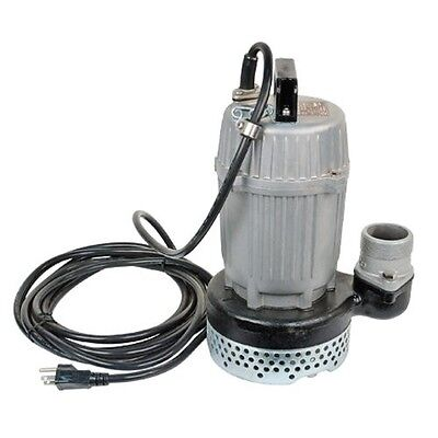 Koshin 2 Inch Submersible Water Pump 4600 Gph  Electric