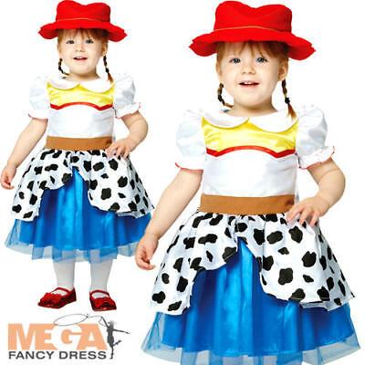 Jessie Toy Story Girls Fancy Dress Cowgirl Kids Disney Toddlers Infants Costume - Infant Jessie Toy Story Costume