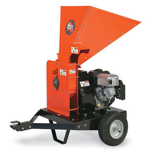 LAST ONE DR Wood branch Chipper 3.5 inch Rapid feed Eden Hill Bassendean Area Preview