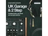 UK Garage 2-Step Sample Packs // FOR CUBASE // LOGIC // ABLETON // REASON