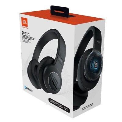 JBL Duet NC Black Wireless Headphones Harman Kardon Sound