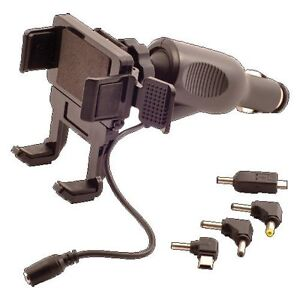 IQ IQ2011UC UNIVERSAL POWERED MOUNT w/ USB PORT