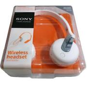 Sony Bluetooth Wireless Stereo Headset