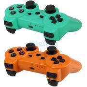 Green PS3 Controller