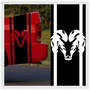 Dodge RAM Decals